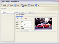 Vehicle Manager screenshot